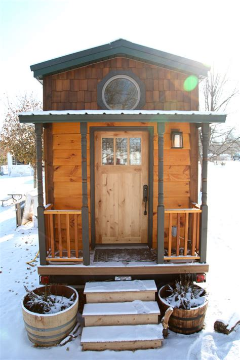 yes you can live in a tiny house with