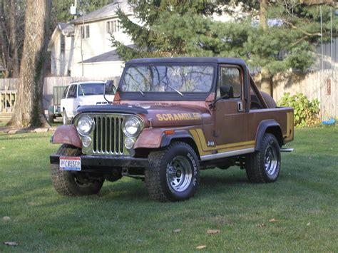 Cj8 Jeep 1981 Jeep Cj8 Pictures Cargurus