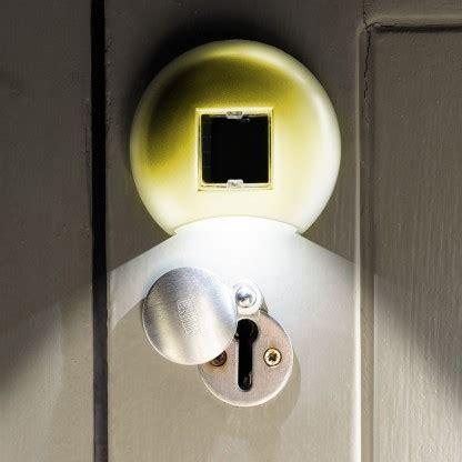 solar door lights solar powered door lock light