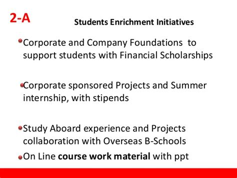 Companies For Summer Internship For Mba Students by Mm Bagali Vision Mba 2020 Hrm Hrd Hr Research