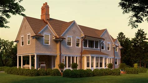 dogfish cove shingle style home plans by david neff