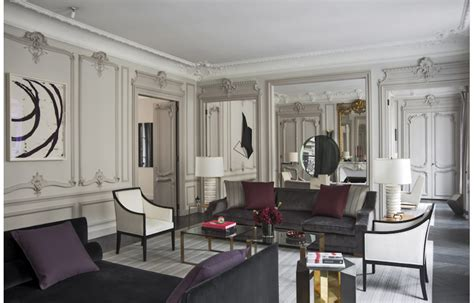 Modern Dining Room Decorating Ideas Project Spotlight A Glamorous Paris Apartment By Champeau
