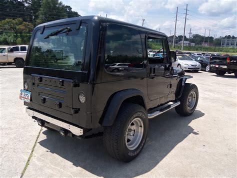 jeep wrangler 2 door hardtop used 100 jeep wrangler 2 door hardtop black did a thule