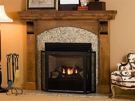 webster custom traditional wood fireplace mantel