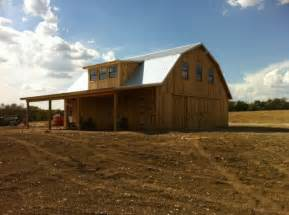 gambrel pole barns metal barn house plans quotes