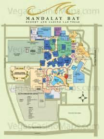 Mandalay Bay Floor Plan Mandalay Bay Property Map