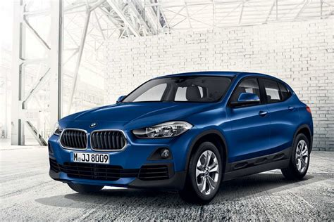 Contrast Upholstery 2018 Bmw X2 Sports Activity Coupe Unveiled Autobics
