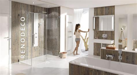 badezimmer dekorplatten renodeco kreative wandgestaltung liegt im trend