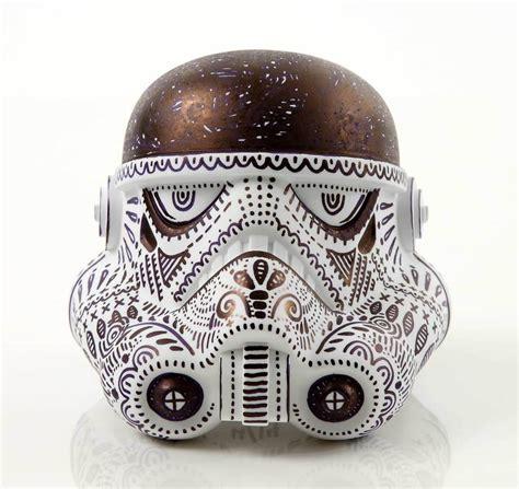 design helmet star wars original creations of stormtrooper helmets fubiz media