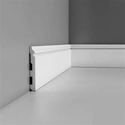 sockelleisten stile sx 118 plastic skirting board interior architectural