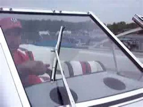 boat windshield wiper systems mariah windshield wiper youtube