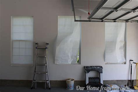 Garage Window Coverings by Hometalk How To Bug Proof Garage Windows