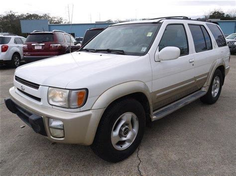 2000 infinity qx4 object moved
