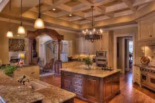 Big Kitchen Designs Big Luxury Kitchen Beautiful Rooms Kitchen Ceilings Luxury Kitchens And Cabinets