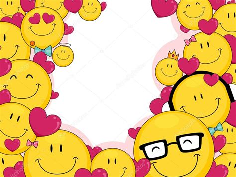 Hearts Wall Stickers liebe smileys stockfoto 169 lenmdp 12583381