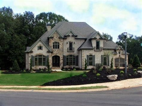 French Chateau Homes by French Country House Plans Style Homes And Pictures