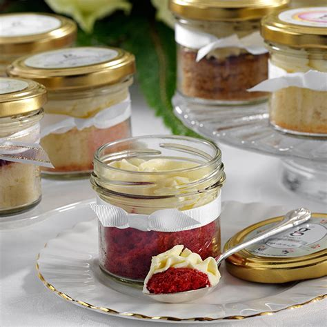wedding favors in jars cupcake jars wedding favours minimum of 10 jars by g