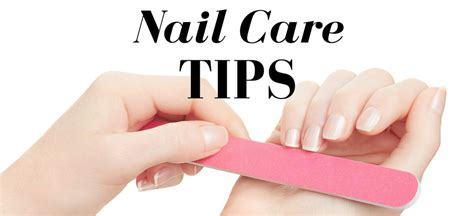 Nail Care Tips the nail care tips manicure steps to make