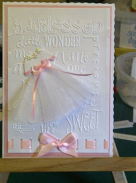 Postcard Handmade - 25 best ideas about christening card on