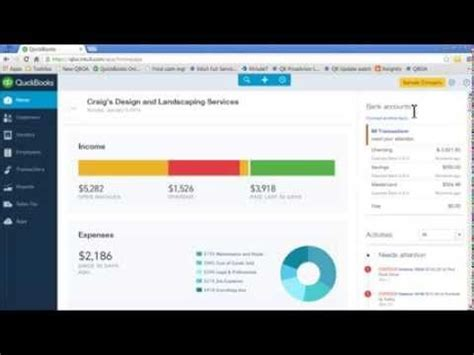 video tutorial quickbooks video training tutorial to show you the all new quickbooks