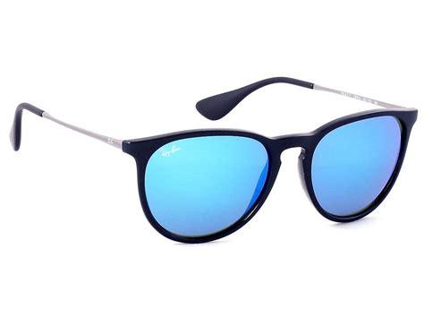Kacamata Rayban Erika Bludru 4171 sunglasses ban erika rb 4171 601 55 polished black