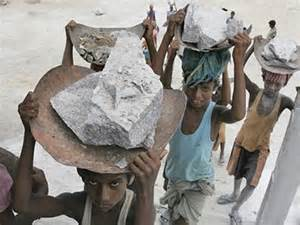 Child laborers would not exist if it were not for the many more