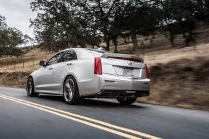 Ats V Cadillac 2016 Cadillac Ats V Reviews And Rating Motor Trend