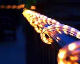outdoor rope lights 7 ways to use rope light apartment therapy