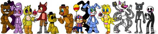 Five nights at freddy s 2 by candykidneys