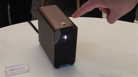 Projector Sony Decond sony xperia projector xperia ear on