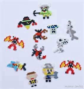create a qixels pixel world kids crafts