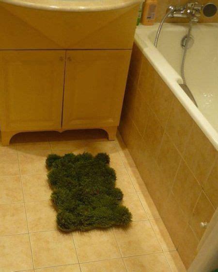 Live Moss Shower Mat by 25 Best Ideas About Moss Bath Mats On Shower