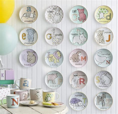 1000 images about reference alphabet on - Decorative Plates For Wall Display