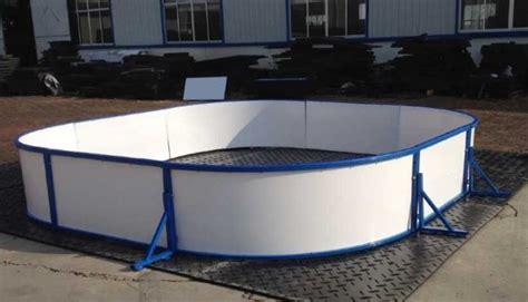backyard rinks for sale rink barrier fence hockey dasher board arena dasher