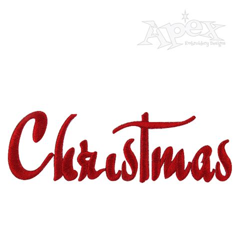 merry christmas holly embroidery designs