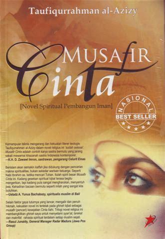 Novel Islami Marifah Sang Musafir 2 sinopsis novel musafir cinta kumpulan novel islami
