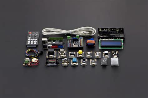 Dfrduino Uno R3 By Akhi Shop arduino 中級 學習套件 intermediate kit for arduino v2