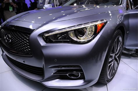 Infinity Auto 2014 by 2014 Infiniti Q50 Hybrid Live Photos From Detroit