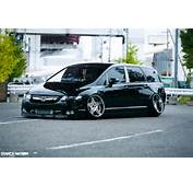 Displaying 16&gt Images For  Slammed Honda Odyssey