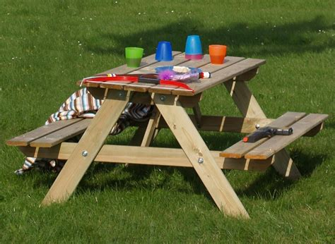 Plus Kindersitzgruppe Garten Holz Kindertisch F 252 R Drau 223 En