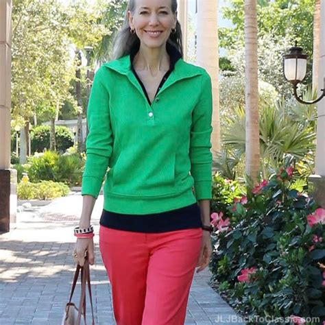 preppy for women over 50 video classic fashion over 40 50 preppy resort holiday