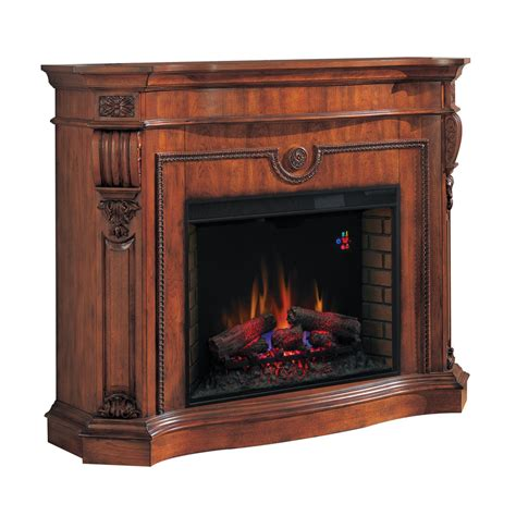 lowes electric fireplaces enlarged image