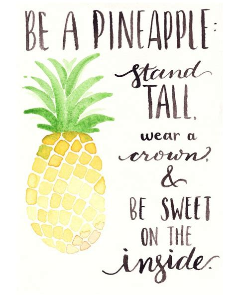 painting that you can print 25 best pineapple quotes on pineapple print