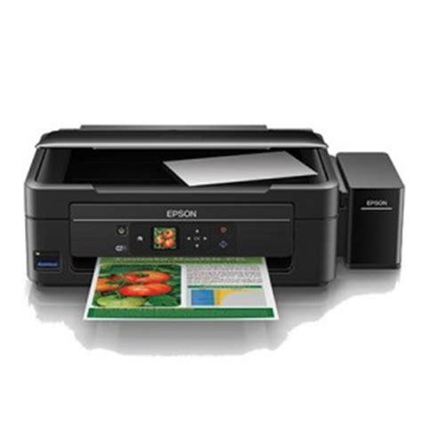 Printer Epson L455 Harga epson l455 ink tank system all in one printer print copy scan 5760 x 1440 dpi printer