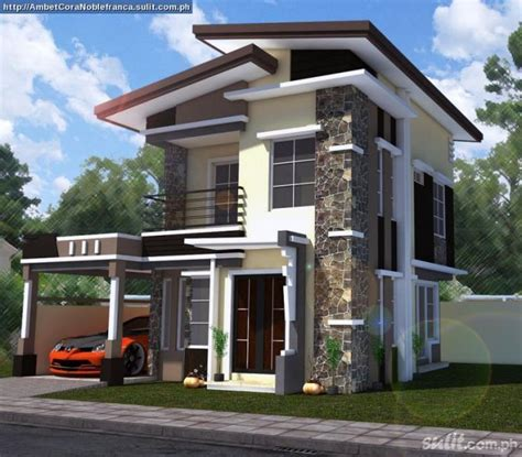 Modern Zen House Design Philippines Minimalist Exteriors Zen Modern House Plans