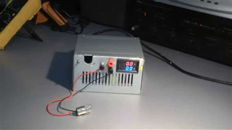 pc power supply as bench power supply atx variable bench power supply youtube