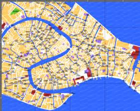 Venice Italy Map by Map Of Venice Italy Submited Images