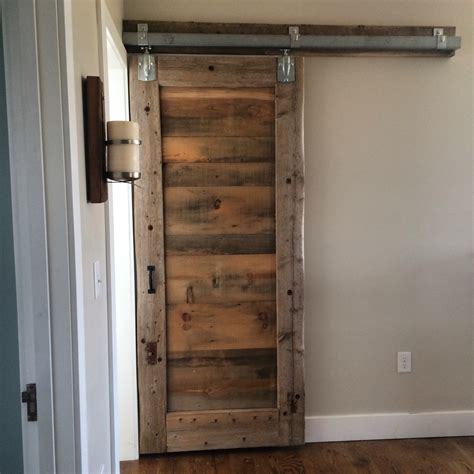 Reclaimed Barn Door Reclaimed Barn Wood Doors And Raised Garden Beds Summit Lawn And Landscape
