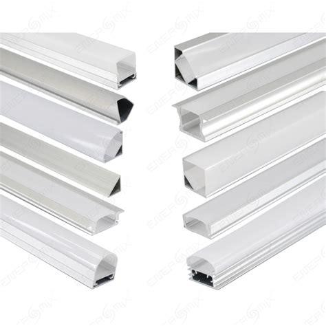 len schienensystem led schiene aluminium deckenanbringung 3 75