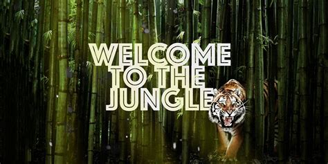 Welcome To The Jungle House 28 Images Beautiful House In The Jungle Welcome To The